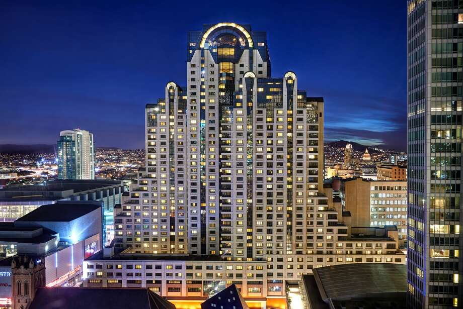 The 1,500-room Marriott Marquis, San Francisco's second largest hotel, employs hundreds of workers Photo: Marriott