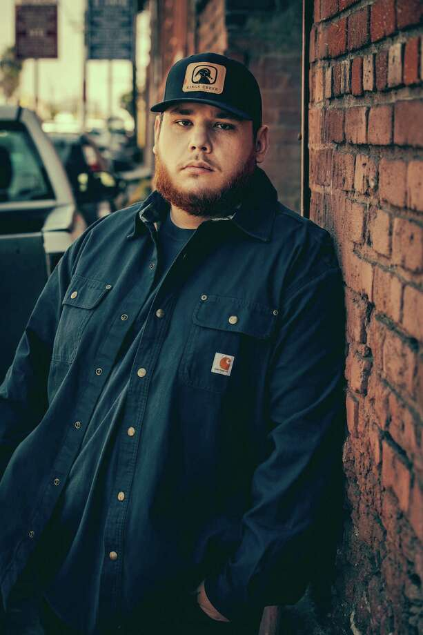 Country star Luke Combs rocks Mohegan Sun Arena, Nov. 22. He will be joined by special guests Morgan Wallen and Jameson Rodgers. Photo: Contributed Photo