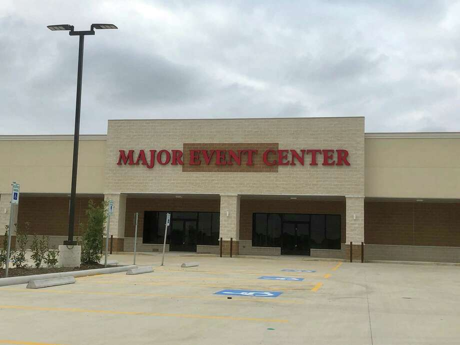 The Major Event Center will be a space for conferences and parties that can fit up to 500 people, according to the managing company. Photo: By Jacob Dick, Beaumont Enterprise