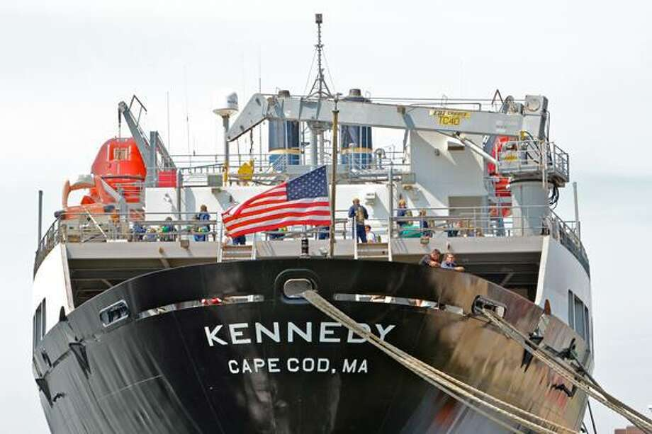 The TS Kennedy. Photo: Contributed Photo /