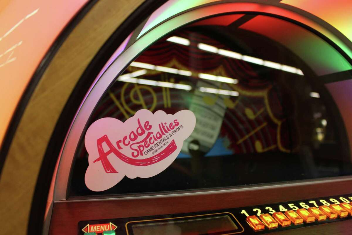 For the past six years, Arcade Specialties LLC, has been transporting corporte events back in time with its mix of vintage video games and props.