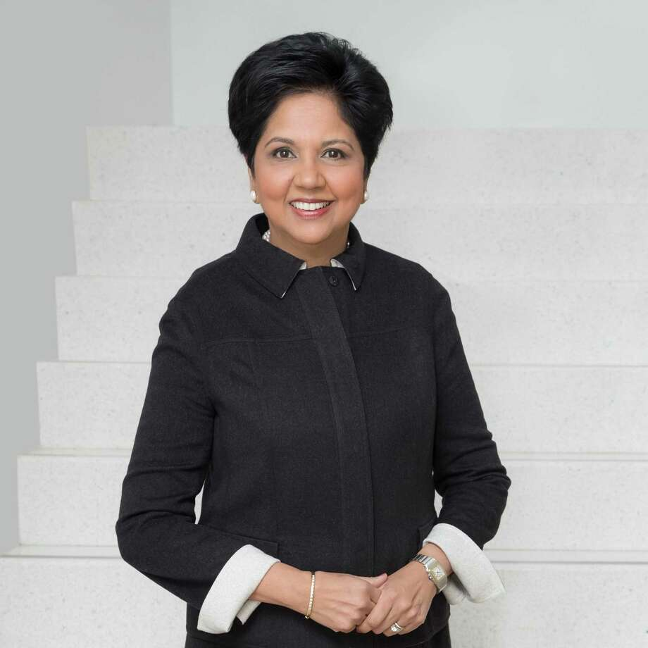 At its 100th Anniversary Gala in February 2020, the League of Women Voters of Connecticut is honoring Indra K. Nooyi, former chairman and CEO of PepsiCo. Nooyi will receive the Outstanding Woman in Business award. Photo: Contributed Photo / / Laurie Spens Photography LLC