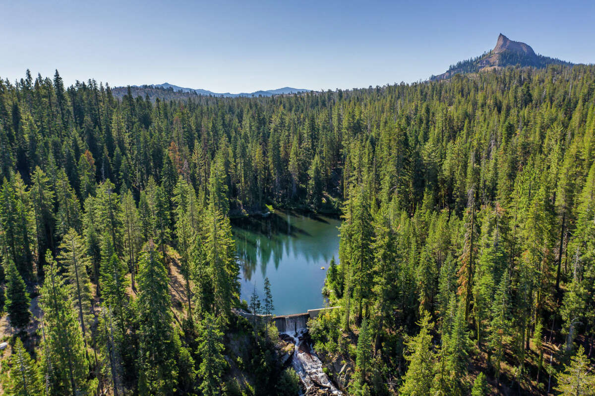 The Kingvale Recreational Resort spans 297 acres and is on sale for $6 million.