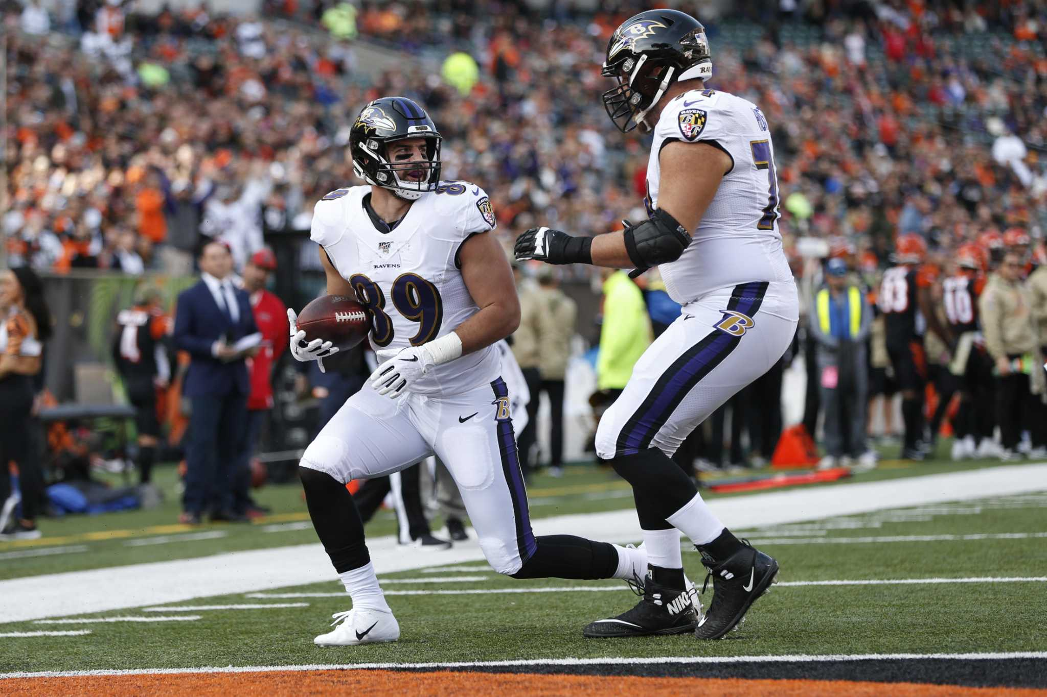 McClain: How to beat the Ravens? Play keep away or just outscore them?