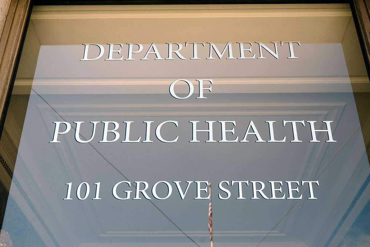 The Department of Public Health building where Dr. Anton Nigusse Bland, San Francisco's Director of Mental Health Reform, holds an office, in San Francisco, Calif, on Tuesday, September 3, 2019.