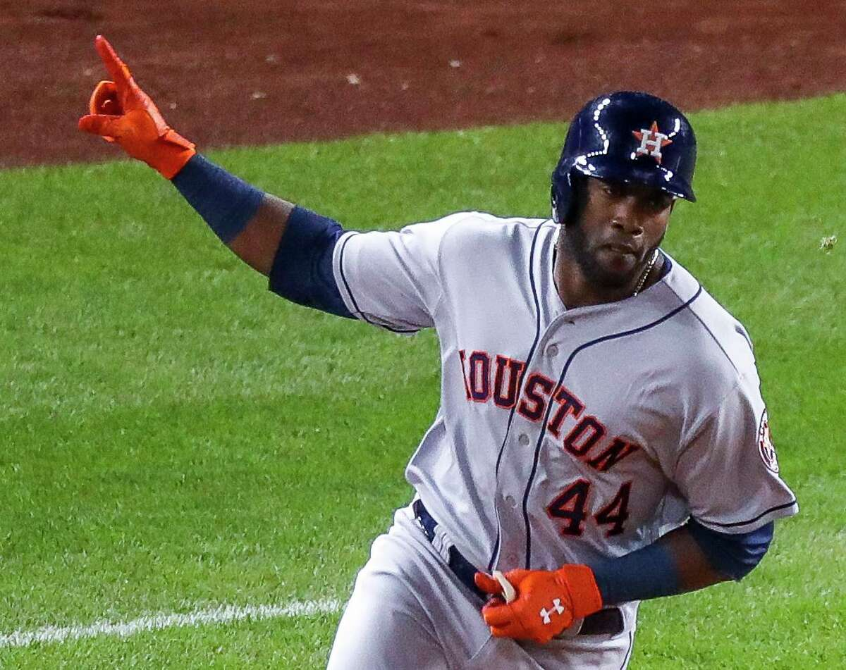 Yordan Alvarez - Rookie of the Year (2019) The 22-year-old was a unanimous selection after hitting .313 with 27 home runs and 78 RBIs in just half a season.