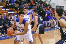 St. Augustine head coach Rodrigo Romo believes freshman Rafa Garcia, pictured, could become a go-to player for the Knights as the season progresses.