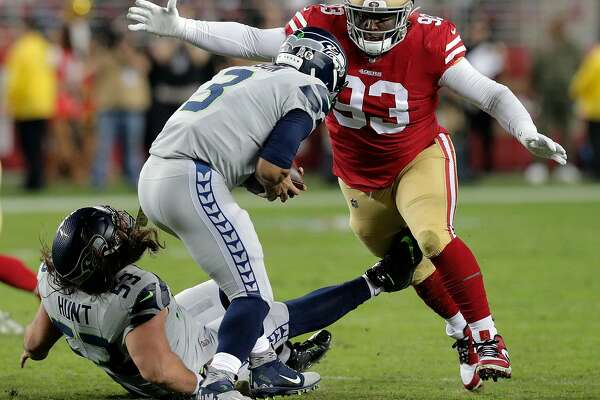 49ers No Longer Perfect Fall To Seahawks 27 24 In Overtime