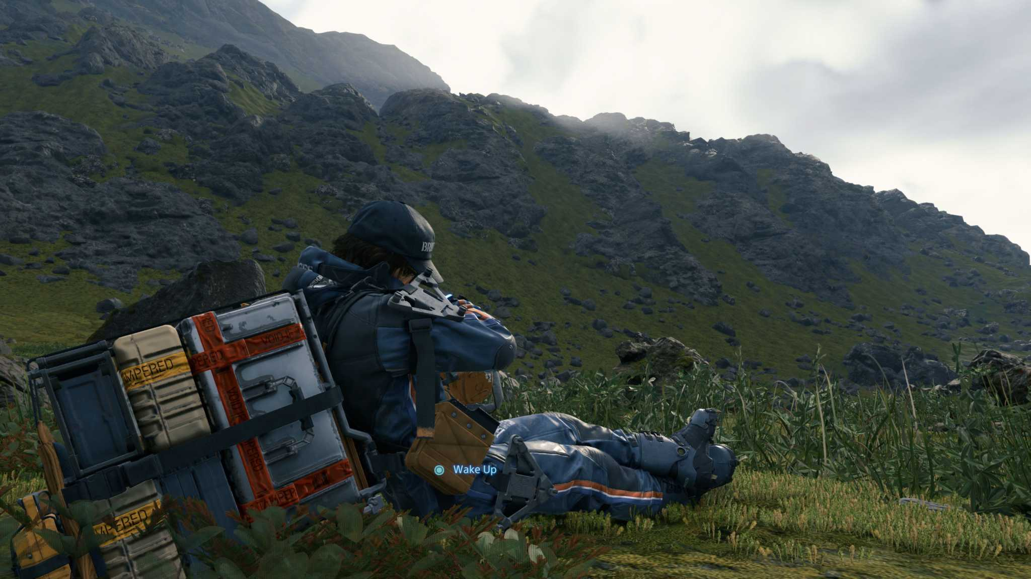 Death Stranding tips: Pack extra shoes. And blood. Seriously.