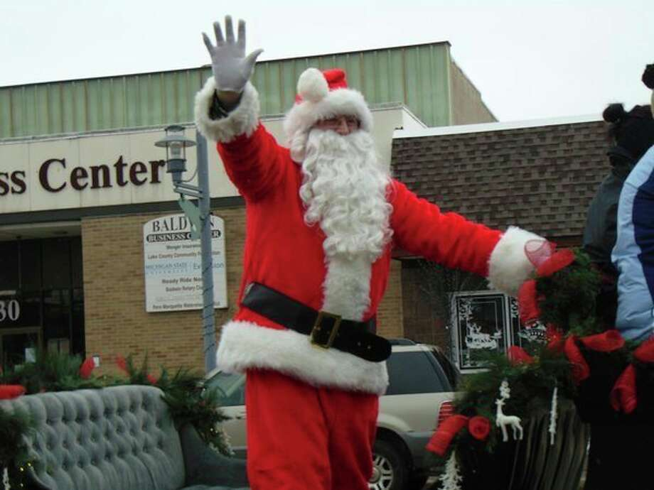 Santa Claus is set to make his return to downtown Baldwin for the city's 14th annual parade on Saturday. (Courtesy photo)