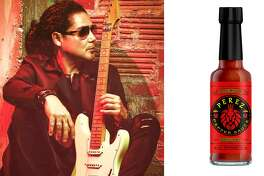 Chris Perez, who was married to Selena, is releasing his own hot sauce.