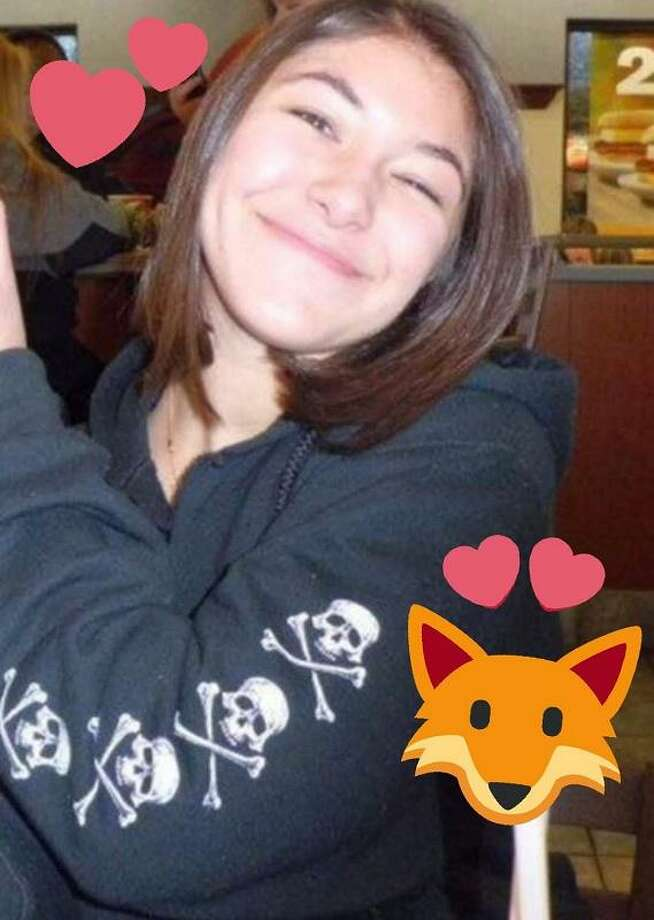 Her life cut short after being fatally stabbed in a stairwell at Jonathan Law High School, Maren Sanchez would have turned 22 on Aug. 26. Photo: Photo Provided By Donna Cimarelli / Photo Provided By Donna Cimarelli