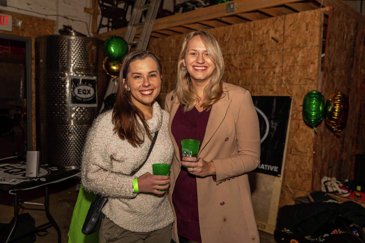 Were you Seen at the 6th annual Pressing Party at Nine Pin Cider Works on Saturday, November 9, 2019 in Albany, NY?