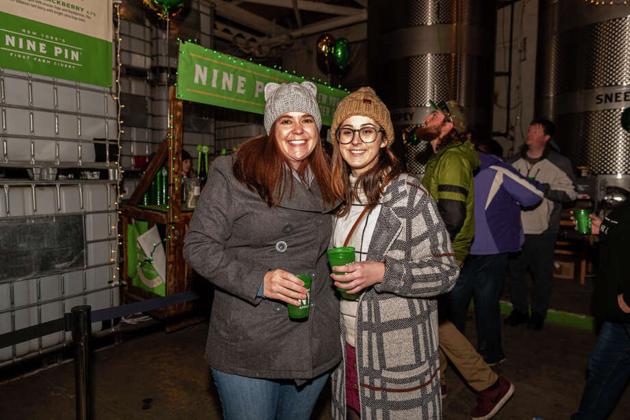 Were you Seen at the 6th annual Pressing Party at Nine Pin Cider Works on Saturday, November 9, 2019 in Albany, NY? Photo: BluesPrinting.com-George Fazio, George Fazio / Relentless / 2018