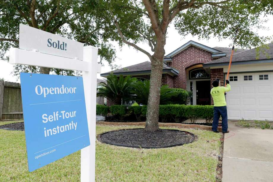 Opendoor will resume buying homes directly from homesellers. Photo: Michael Wyke / Contributor / © 2019 Houston Chronicle