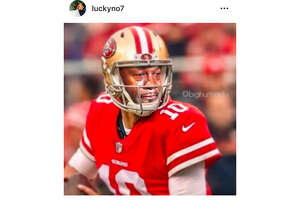 The best memes from the San Francisco 49ers vs. Seattle Seahawks Monday Night Football game.