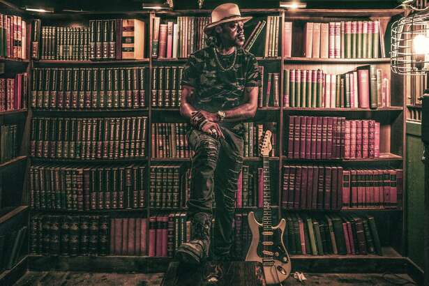 Eric Gales will perform at the Fairfield Theatre Company on Nov. 15.