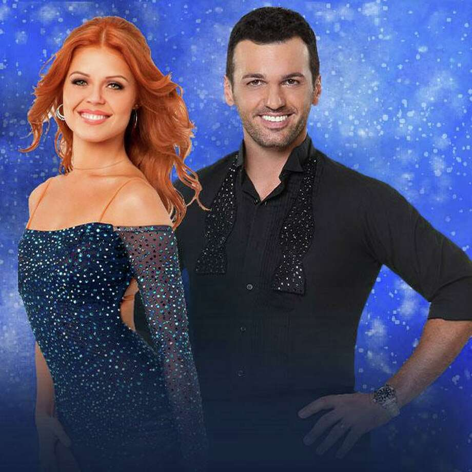 Dance to the Holidays is on Dec. 8 at 4 and 7:30 p.m. at the Ridgefield Playhouse, 80 East Ridge Road, Ridgefield. Dancing with the Stars Mirrorball Champion Tony Dovolani and Anna Trebunskaya, along with other stars from the show, plus American Idol, and So You Think You Can Dance will perform. Tickets are $70-$75. For more information, visit ridgefieldplayhouse.org. Photo: Ridgefield Playhouse / Contributed Photo