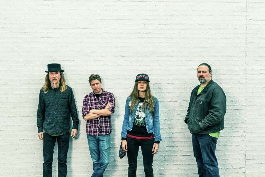 Sarah Shook & The Disarmers will perform at the Ridgefield Playhouse on Nov. 19. Photo: John Gessner / Contributed Photo