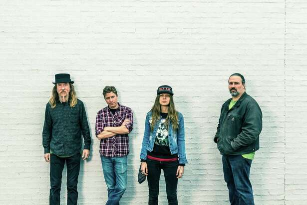 Sarah Shook & The Disarmers will perform at the Ridgefield Playhouse on Nov. 19.