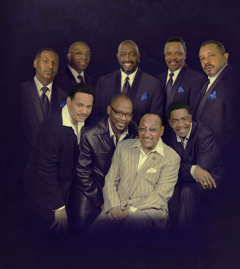 The Temptations and The Four Tops will perform at Stamford's Palace Theatre, Nov. 20. Photo: Contributed Photo