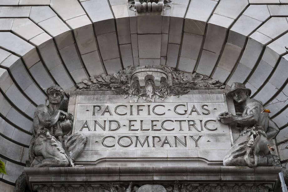 The exterior of Pacific Gas and Electric Corp. headquarters in San Francisco on Jan. 14, 2019. Photo: Bloomberg Photo By David Paul Morris. / © 2019 Bloomberg Finance LP