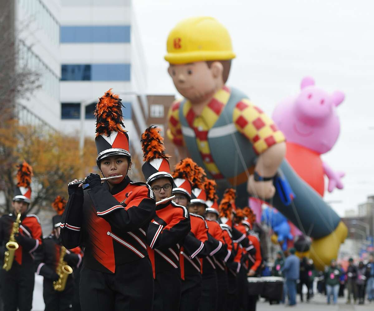 It's a bird. It's a plane. It's the Stamford Downtown Parade Spectacular helium balloon parade on Sunday afternoon. Find out more.