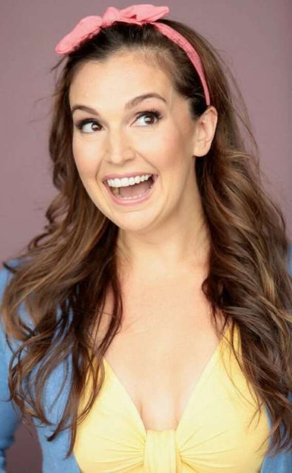 "Candice Guardino brings her theatrical comedy show ""Italian Bred"" to The Palace Danbury November 16. Photo: The Palace Danbury / Contributed Photo"