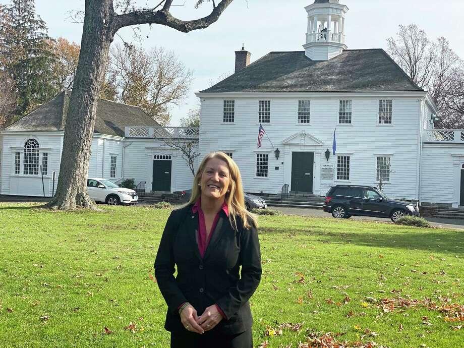 Brenda Kupchick will be sworn in on Nov. 25. Photo: Rachel Scharf / Hearst Connecticut Media