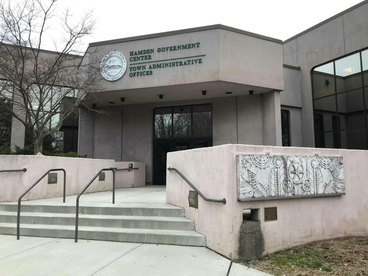 Hamden Government Center