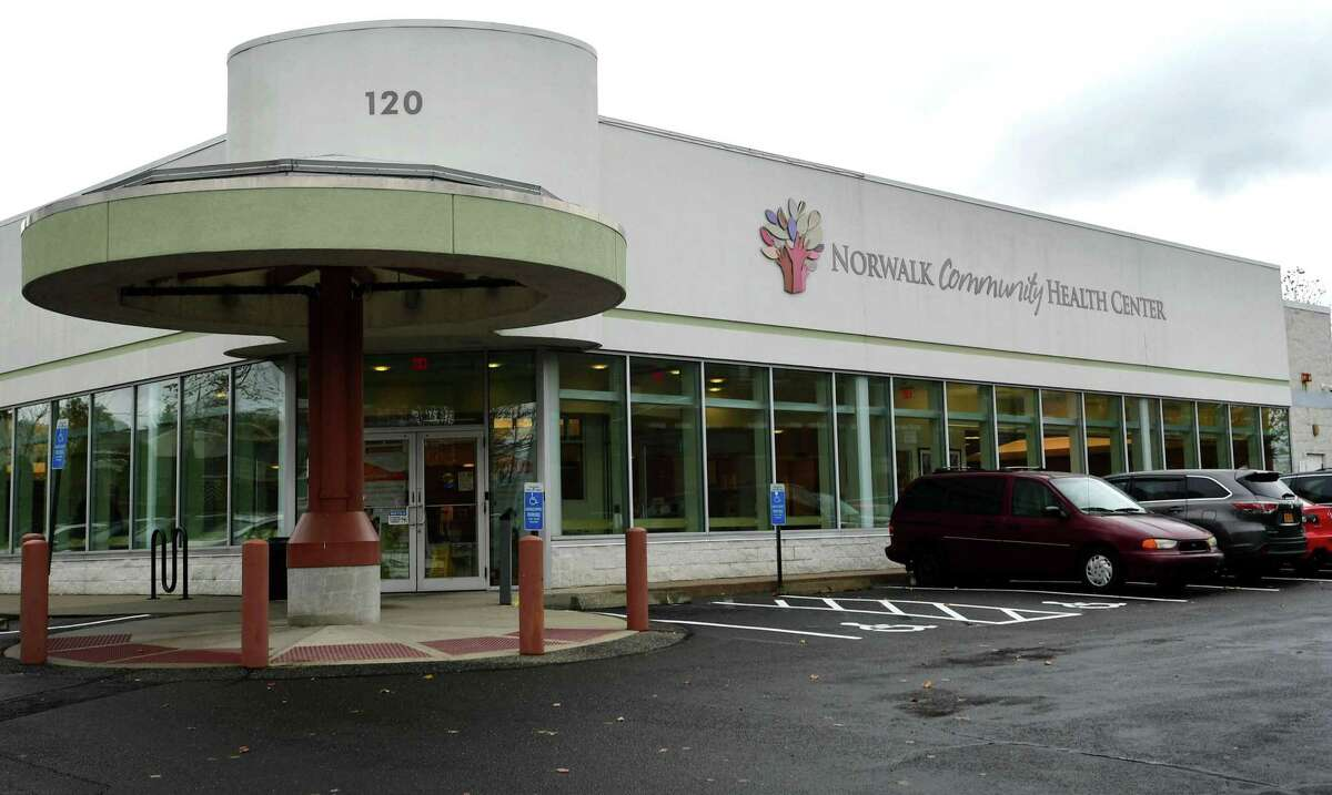 The Norwalk Community Health Center Tuesday, November 12, 2019, in Norwalk, Conn. The NCHC's 20th anniversary and their Cause for Celebration fundraising event will be held this Thursday.