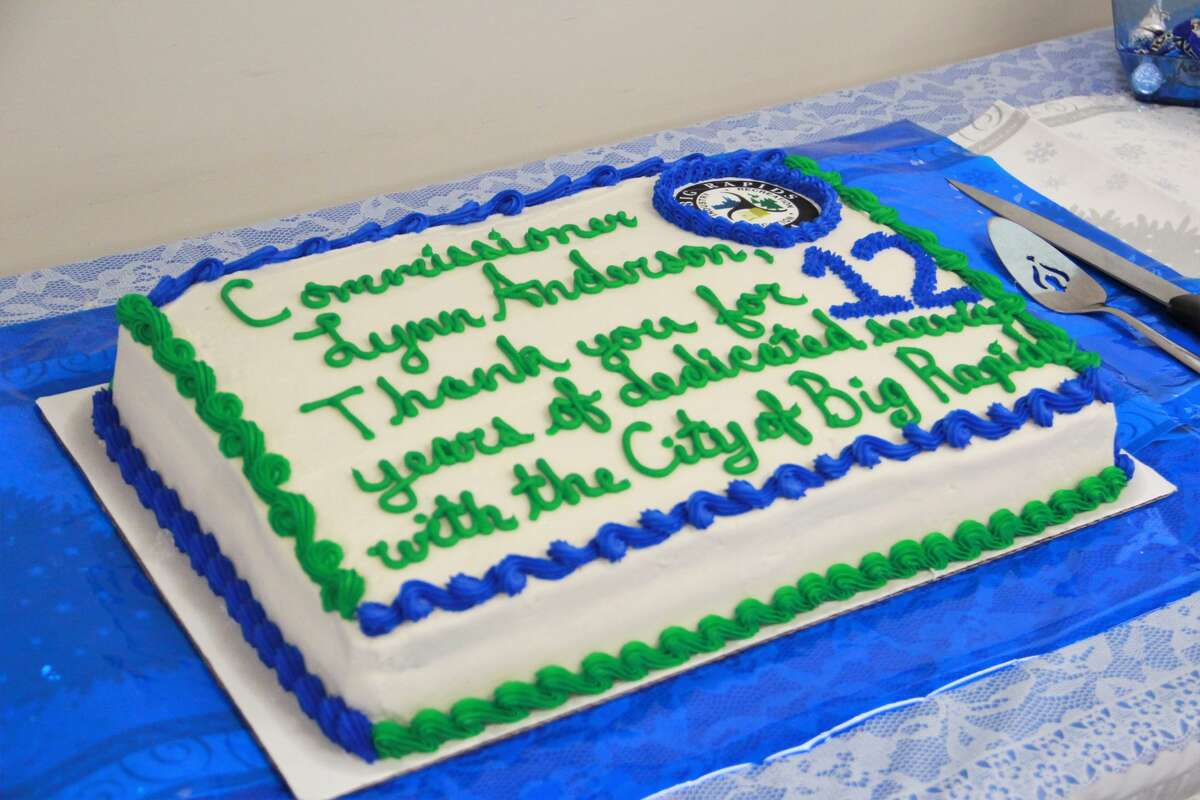 During the Nov. 11 Big Rapids city commissioners meeting,the citythanked commissioner Lynn Anderson for her time on the board. During the meeting, commissioner Robert Andrews and returning commissioner Jennifer Cochran also were welcomed to the board.