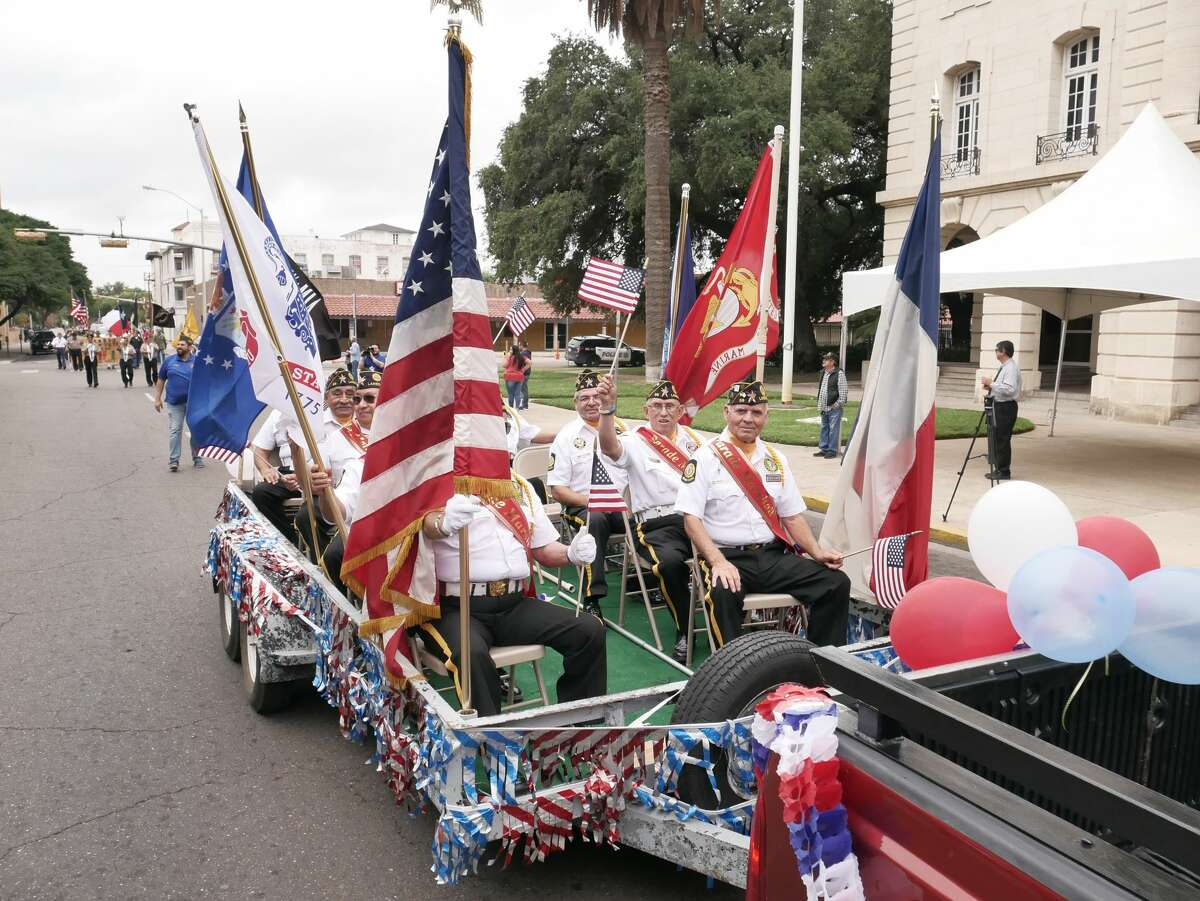 Laredo's Veterans were celebrated at a variety of events throughout the Gateway City.