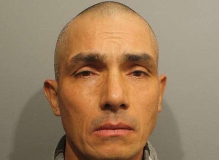 Sergio-Antonio Ortega-Diaz Photo: Contributed Photo / Wilton Police Department / Wilton Bulletin Contributed
