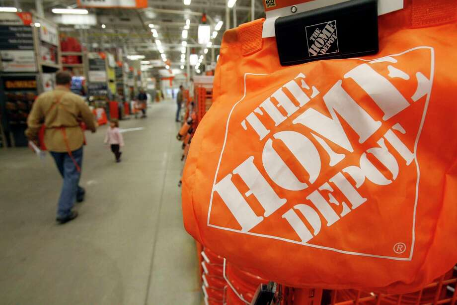 Atlanta-based Home Depot, as seen in this file photo, is considering Conroe for a possible new $51.3 million distribution center near the former Conroe Creosoting Company site off Texas 105 just east of downtown. Photo: Toby Talbot, STF / AP / AP2010