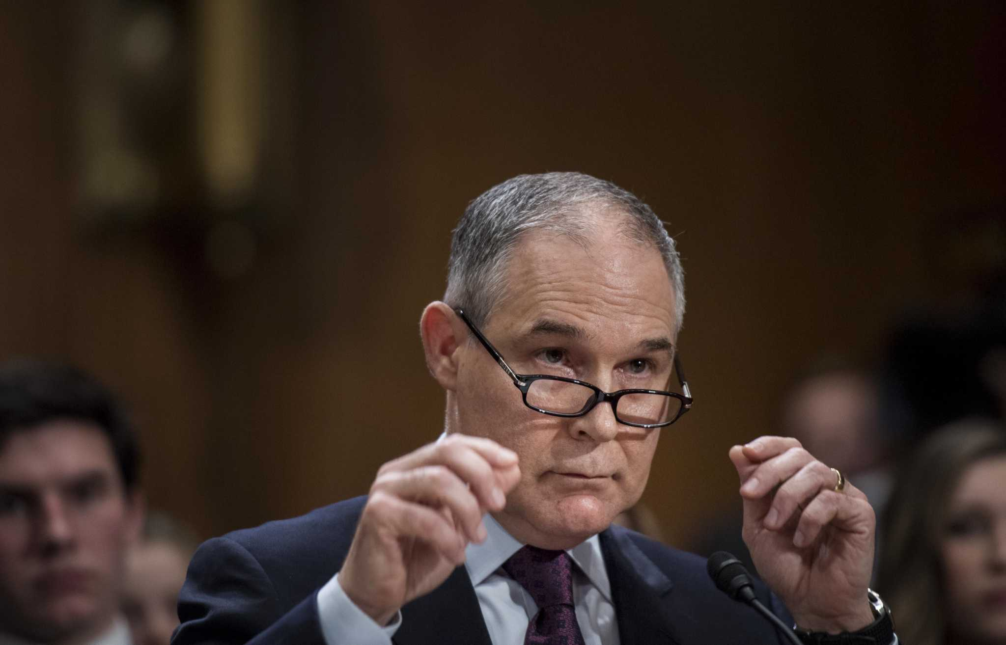Epa Pushes Ahead With Effort To Restrict The Science It