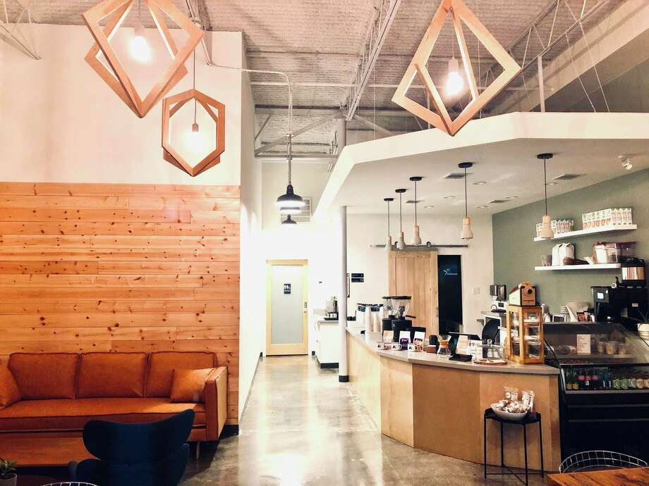 Memorial Shopping Center added Verbena Coffee as a tenant. The center is located at14029 Memorial Drive. Photo: Verbena Coffee