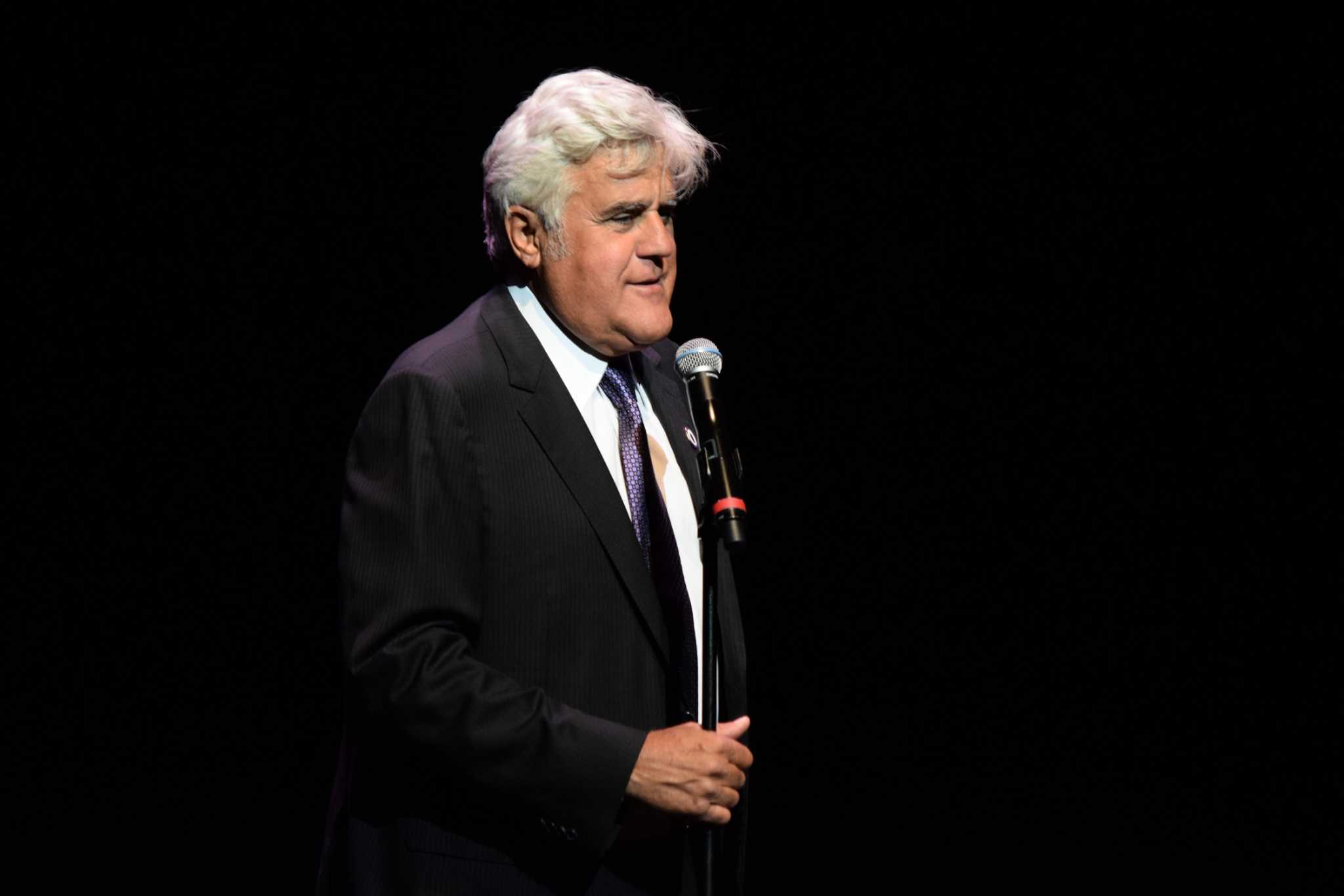 Jay Leno brings his comedy to Foxwoods Resort Casino - CT Insider