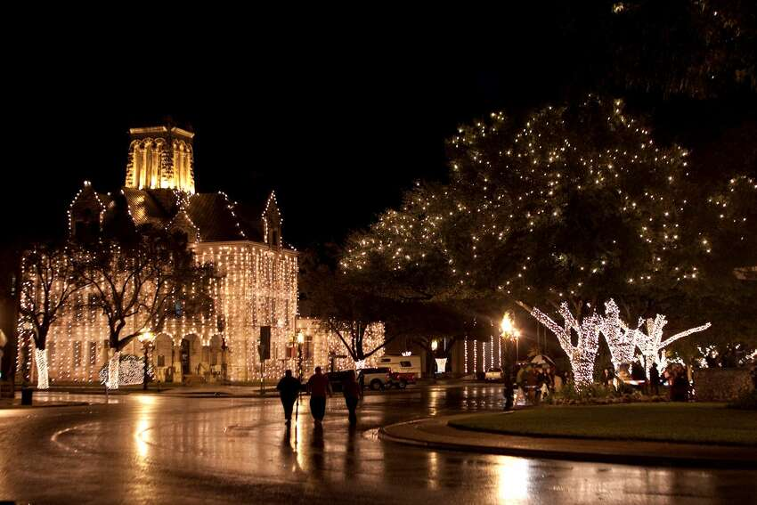 Downtown Holiday Lighting in New Braunfels: The City of New Braunfels invites everyone to ring in the holiday season on Friday, Nov. 22. Event details: The free celebration will begin at 6 p.m., featuring Santa Claus, music and holiday treats. Pictures with Santa will be $10 (cash only). Main Plaza Downtown New Braunfels, 136 N. Castell Ave., (830) 221-4000, nbtexas.org.