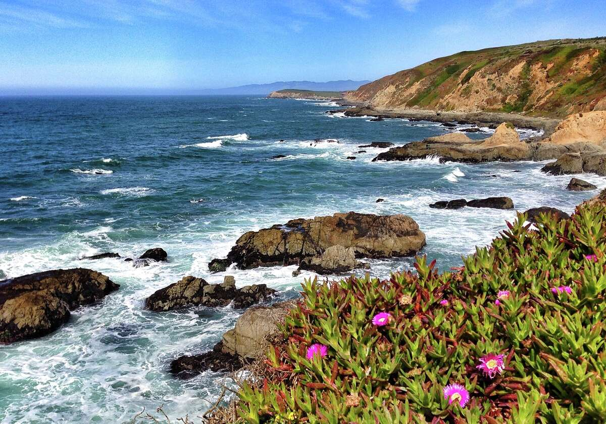 The Fort Bragg fishing community was in mourning Monday over the death of a young fisherman who was lost when a large wave capsized the boat he was working on about 30 miles northwest of Bodega Bay (shown).