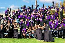 The Westhill Marching Band performed at the US Bands National Championships in Allentown, PA on Nov. 3.