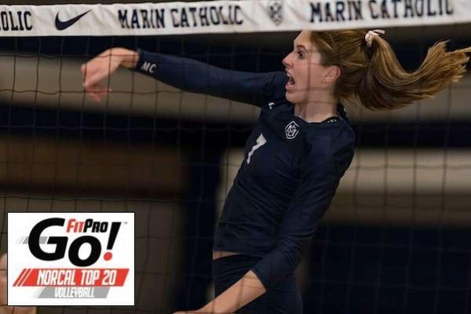 NorCal Volleyball Rankings, Marin Catholic Photo: SportStars Magazine