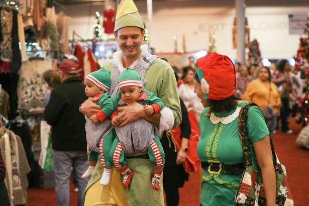 The 39th annual Houston Ballet Nutcracker Market returns to NRG Center this weekend.