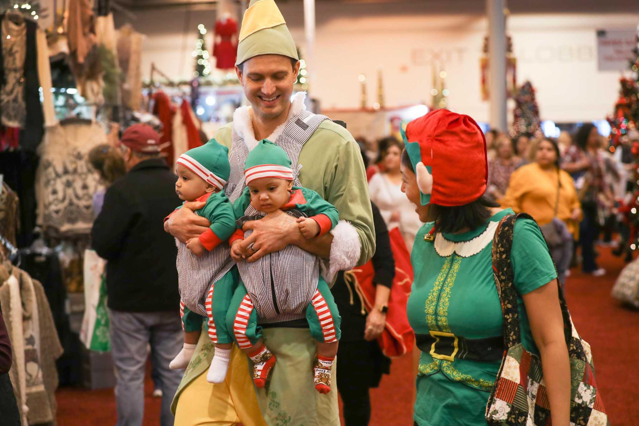 Family Fun: Flea by Night, Nutcracker Market