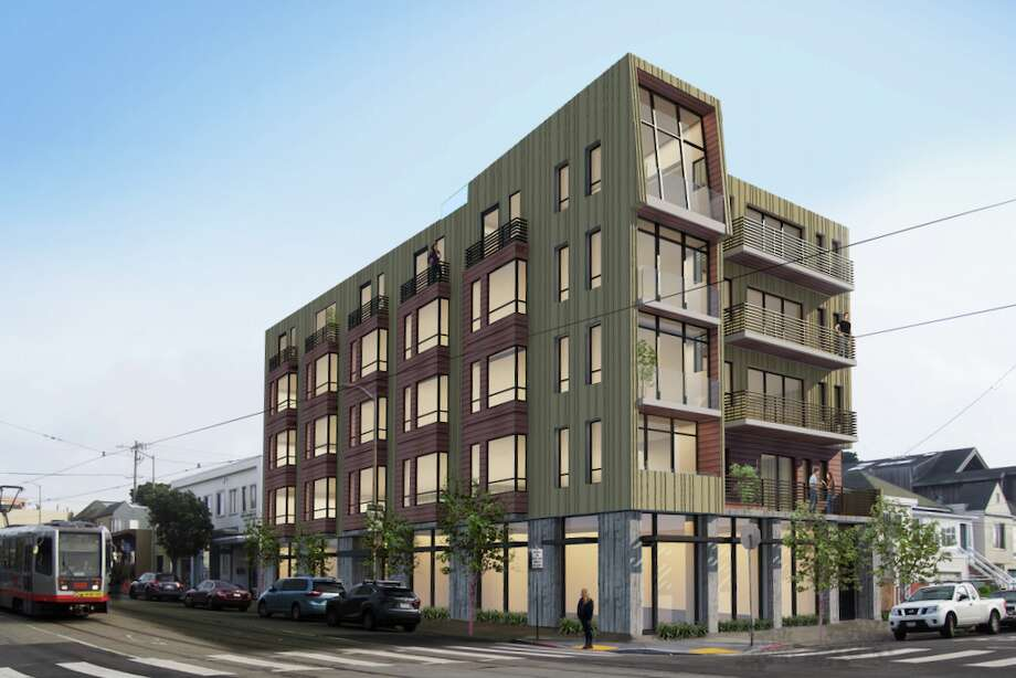 Bucking low-density rule, new Outer Sunset building will be 5 stories tall