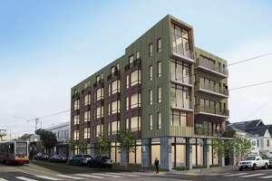 Rendering of 3945 Judah Street.