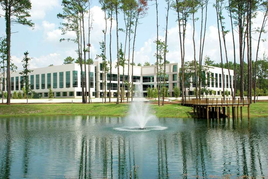 After an expansion, Praxair leases 120,454 square feet in the Sierra Pines I office building at 1585 Sawdust Road near The Woodlands. Photo: Stream Realty Partners