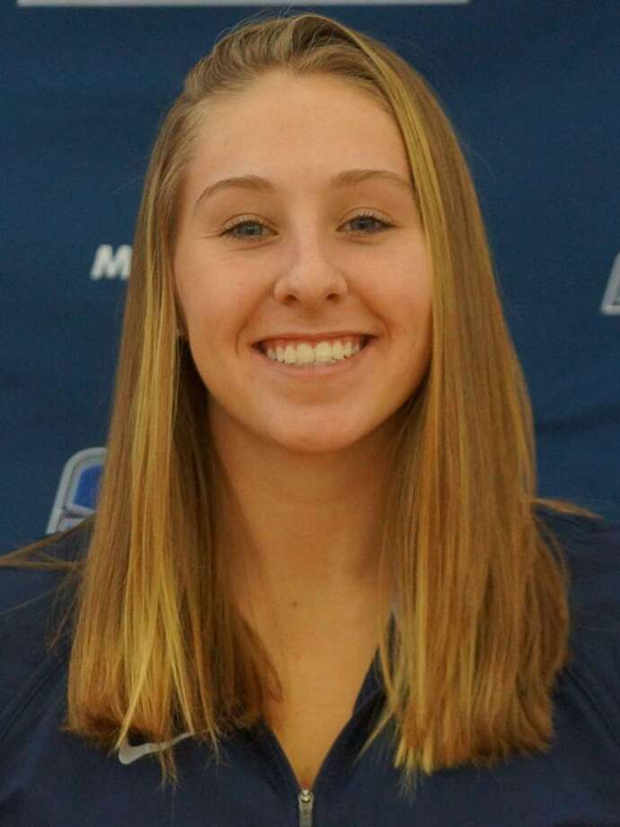 Southern Connecticut State University gymnast Melanie Coleman, who died on Sunday after injuries sustained during training on Friday. (Courtesy Southern Connecticut State University/TNS) Photo: Courtesy Southern Connecticut St / TNS / TNS