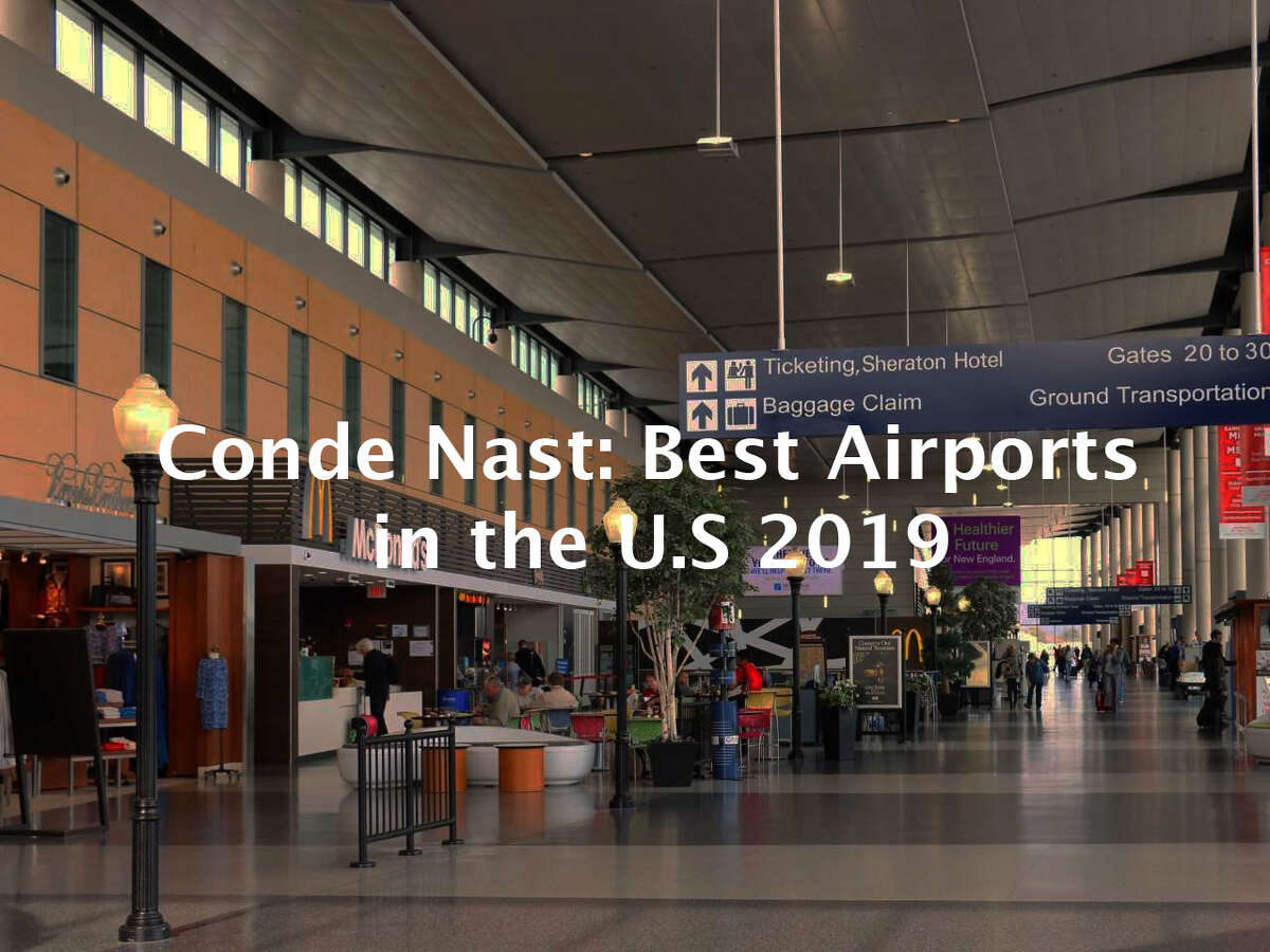 Conde Nast Traveler has unvieled its 2019 Reader's Choice picks for the top 10 airports in the U.S. Did your favorite make the cut? >>Click throught the slideshow to see the top 10 rated airports in the U.S. Source: Conde Nast Traveler
