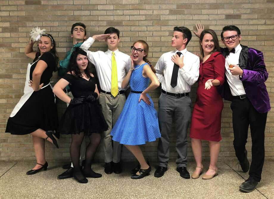 """""""Clue: On Stage,"""" presented by Mercy and Xavier High Schools is playing at Mercy High School in Middletown, Nov. 15-16. Photo: Mercy High School / Contributed Photo /"""